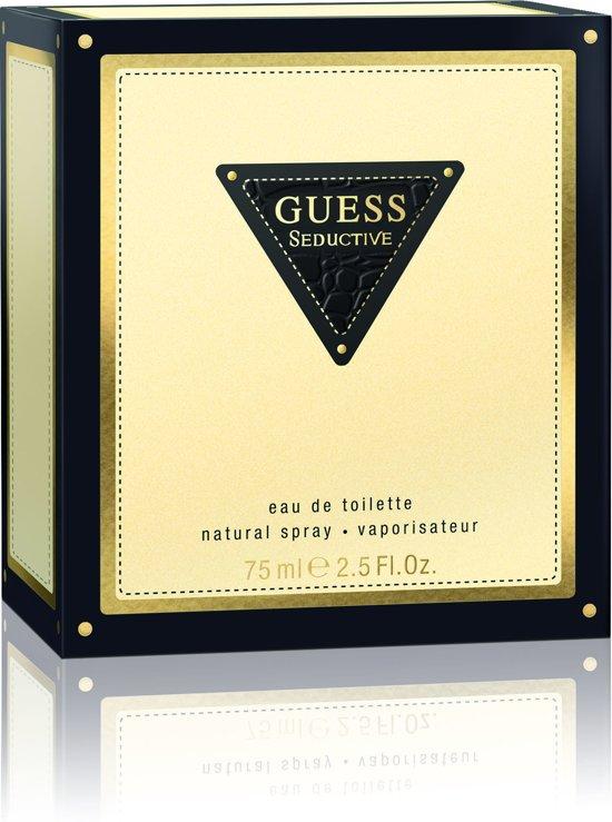 Guess Seductive 75 ml – Eau de Toilette – Damesparfum