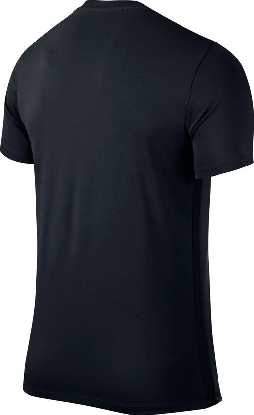 Nike Ss Park VI Sportshirt Heren – Black/White