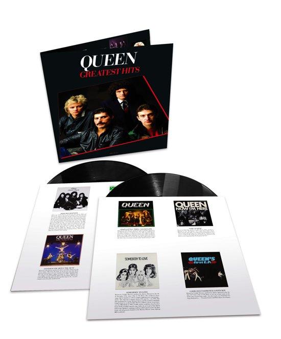 Queen – Greatest Hits (LP)