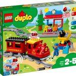 LEGO DUPLO Treinen Stoomtrein - doos