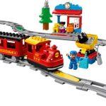 LEGO DUPLO Treinen Stoomtrein - trein