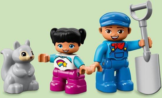 LEGO DUPLO Treinen Stoomtrein – 10874