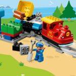 LEGO DUPLO Treinen Stoomtrein - bouwen