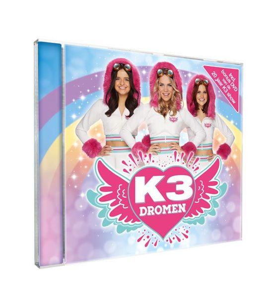 K3 CD – Dromen