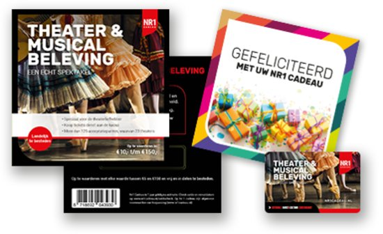 Nr1 Theater & Musical 20,-