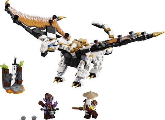 LEGO NINJAGO Wu's Gevechtsdraak