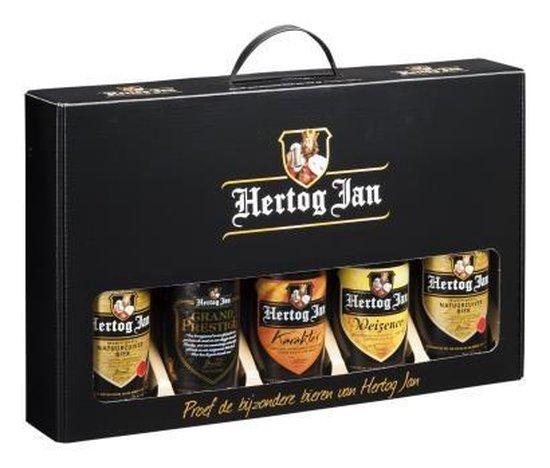 Hertog jan bierpakket – 5 x 30 cl