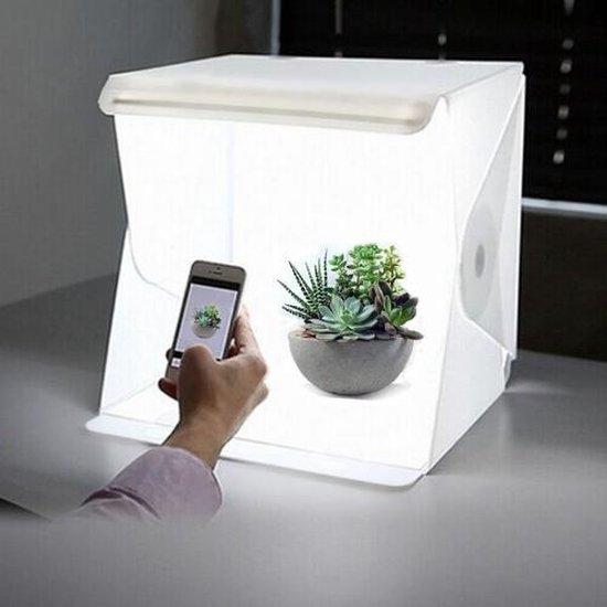Fotostudio – Lightbox / Softbox / Fotobox- Opnametent – Fotografie – 40cm