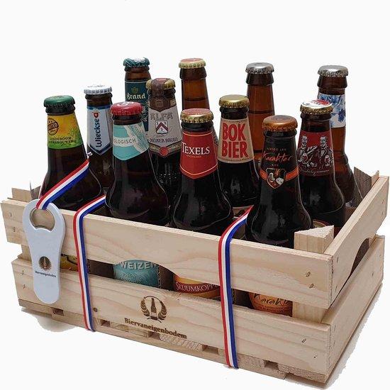 Bierpakket Nederland – 12 Nederlandse speciaalbieren + opener + bierboekje