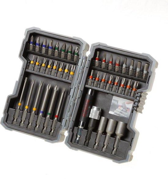 Bosch Professional 43-delige schroefbitset
