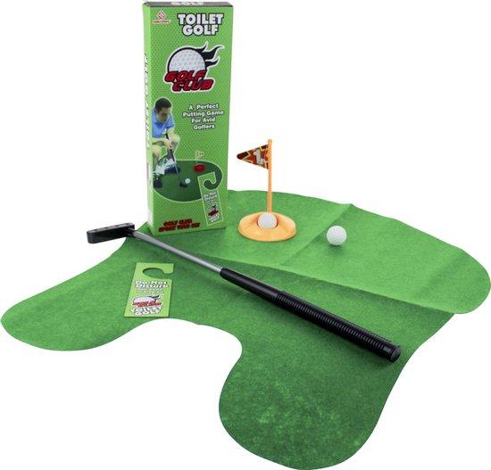 United Entertainment Toilet Golf Set