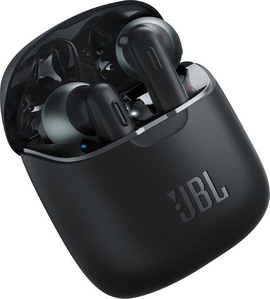 JBL Tune 220TWS – Volledig draadloze oordopjes – Zwart