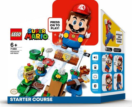 LEGO Super Mario Avonturen met Mario Startset – 71360