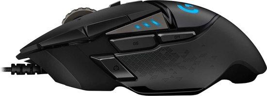 Logitech G502 HERO – Gaming Muis