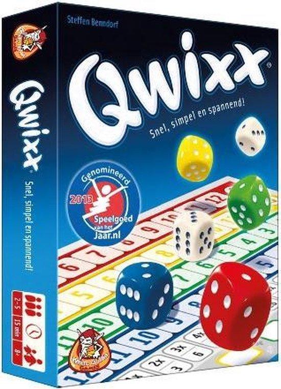Qwixx – Dobbelspel