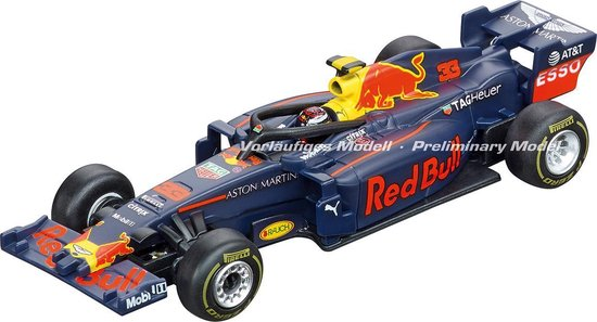 Carrera Red Bull RB14 Max Verstappen 1:43 – Speelgoedauto